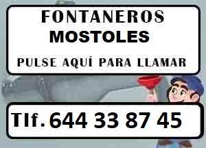 Fontanero Mostoles Urgentes