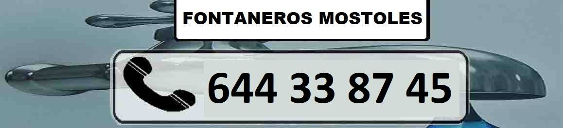 Fontanero Mostoles Madrid Urgentes